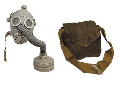 Surplus Russian Issued GP-5 Gas Mask for Children - Niagara Quartermaster