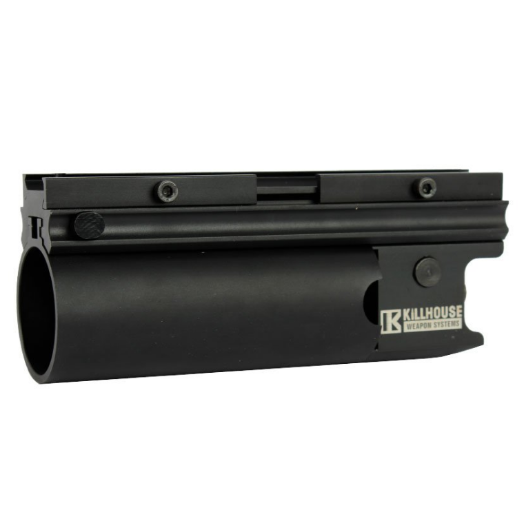 "Killhouse Weapon Systems Airsoft Grenade Launcher 6"" - Niagara Quartermaster"