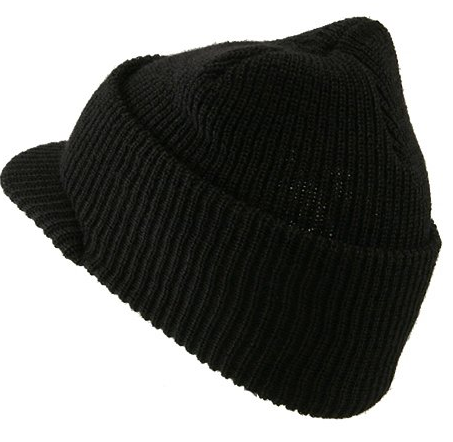 Surplus Jeep Cap - Black