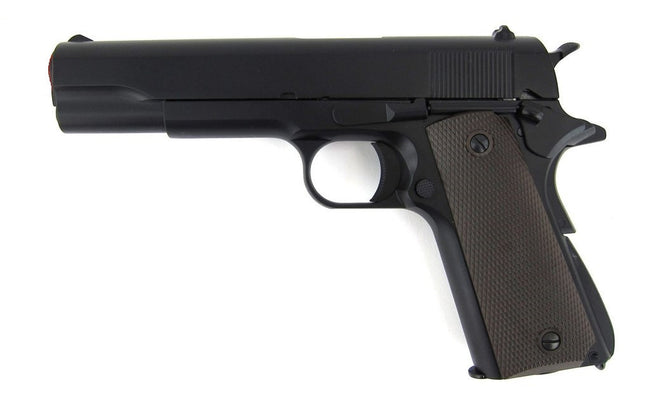 KJW 1911 Government Issue CO2 GBBP - Gunmetal Grey