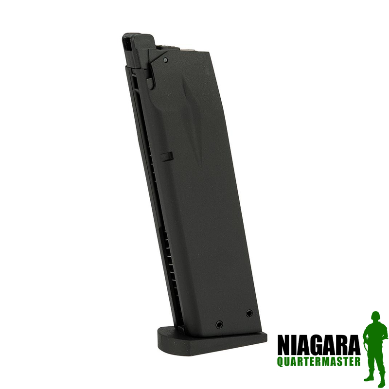KJW KP-01 Gas Magazine