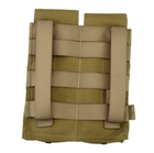 Shadow Elite M4/5.556mm Double Mag Pouch - Niagara Quartermaster