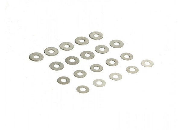 Mad Bull Stainless Steel Shim Set - Niagara Quartermaster