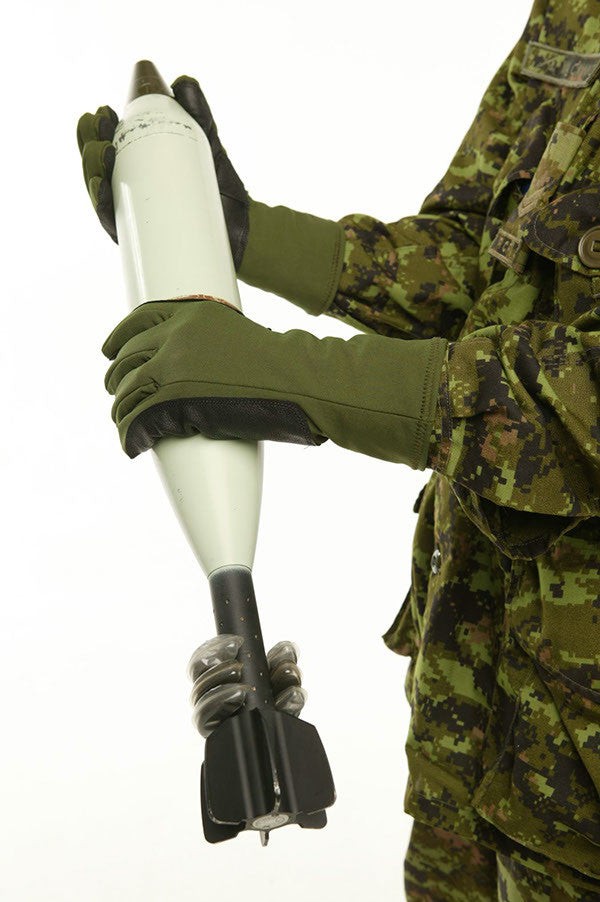 Surplus CF Mortar Gloves - Niagara Quartermaster