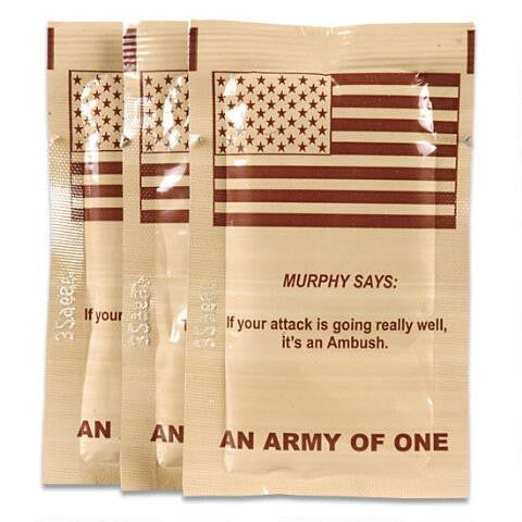 MRE Pyropac Fuel Gel - 4pc