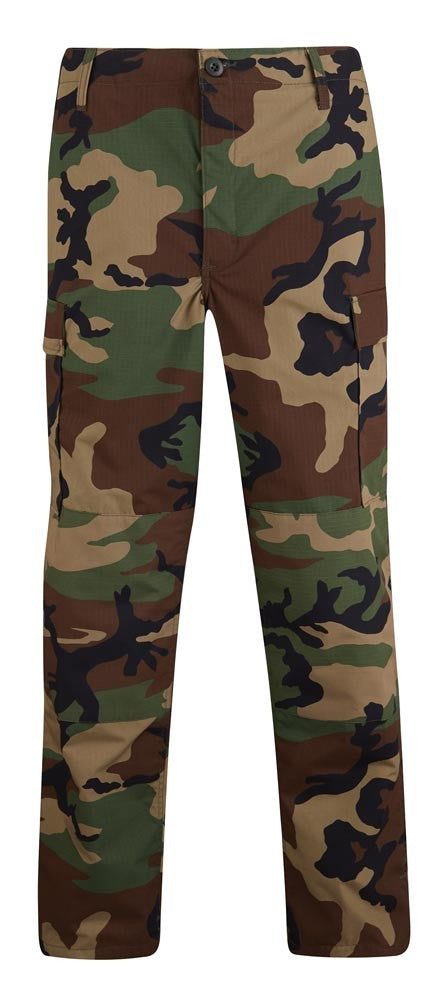 Propper 100% Cotton Ripstop BDU Pants - Woodland