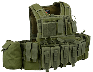 Shadow Strategic RB2 Assault Plate Carrier - Niagara Quartermaster