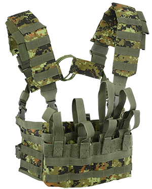 Shadow Strategic  Low Profile Modular Chest Rig - Niagara Quartermaster