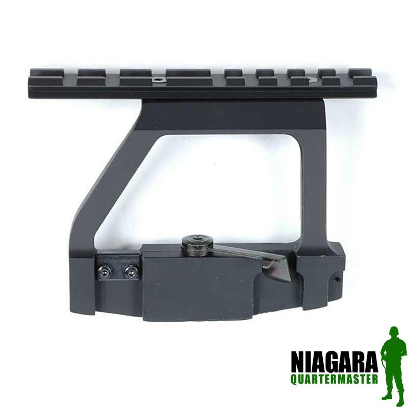 Matrix Precision Tactical Scope Mount Top Rail for AK Series AEGs