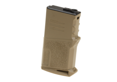 ARES Amoeba S-Class 140rd M4 Short Magazine - Dark Earth - Niagara Quartermaster