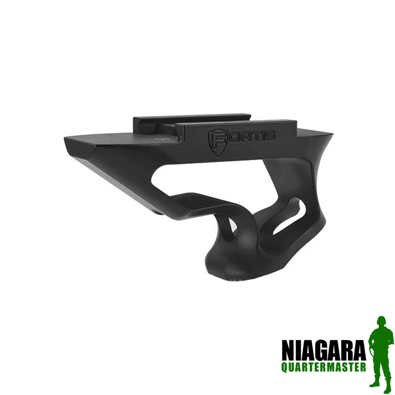 PTS Fortis Shift Short Angled Picatinny Mounted Grip