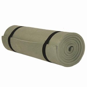 US Surplus Closed Cell Foam Sleeping Pad - Niagara Quartermaster