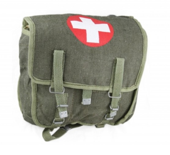 Russian Medical Kit Bag - OD - Niagara Quartermaster