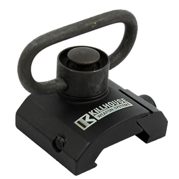 Killhouse Flush QD Rail Mounted Sling Swivel - Niagara Quartermaster