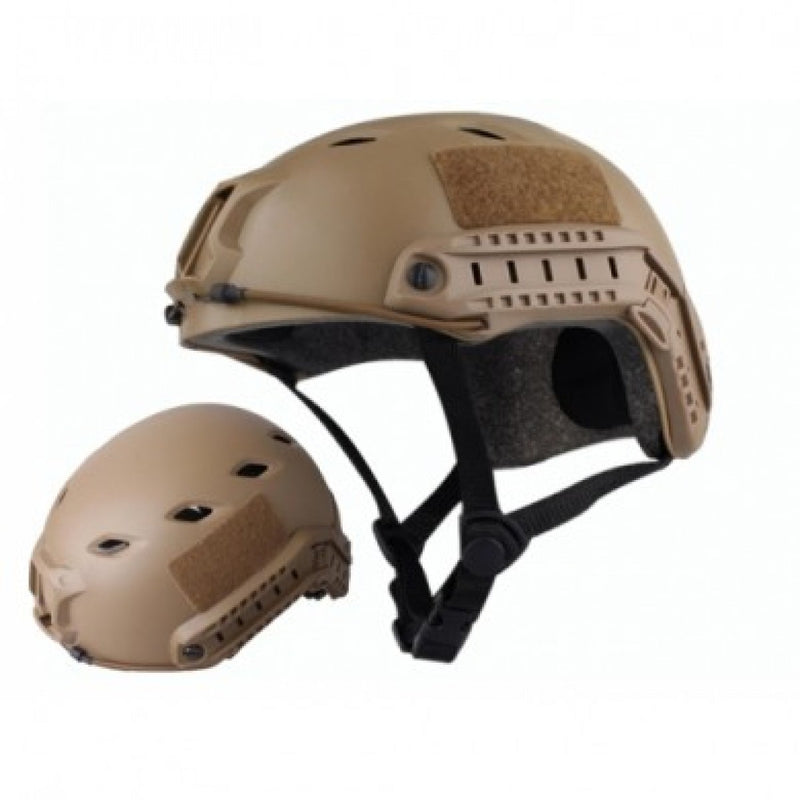 Killhouse FAST Base Jump Helmet - Tan - Niagara Quartermaster
