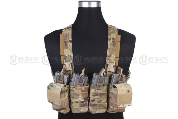 Emerson Gear TEGU Chest Rig - Multicam