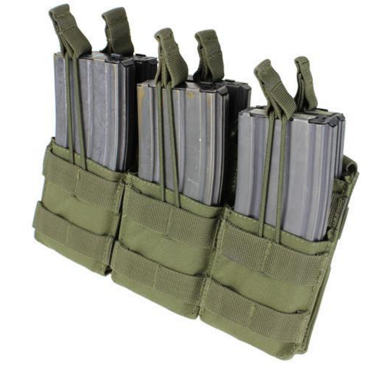 Condor Triple Stacker M4 Mag Pouches