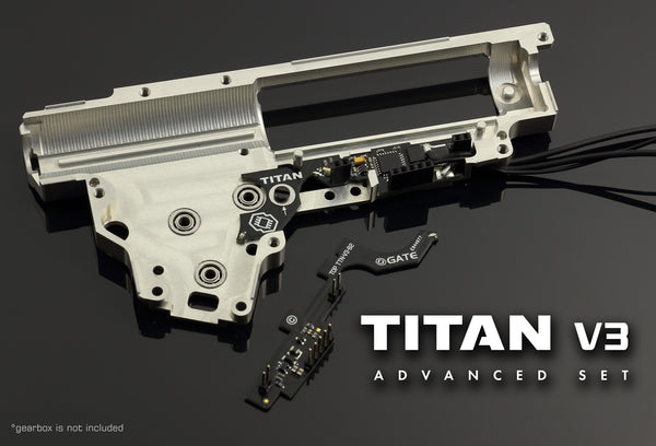 GATE TITAN V3 Advanced Mosfet Set