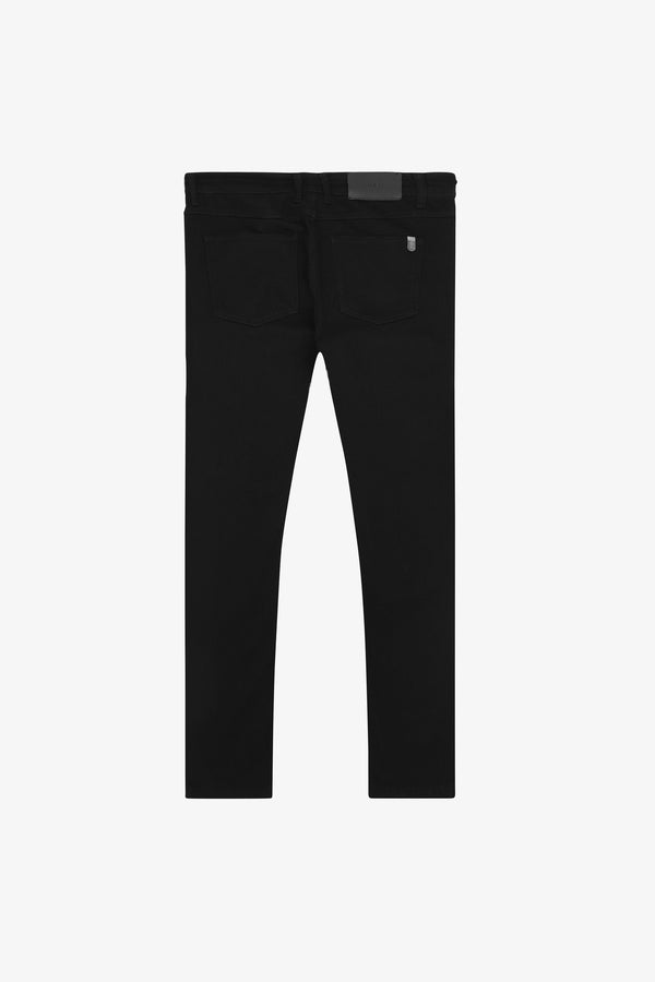 118 Essential Jeans | Jet Black
