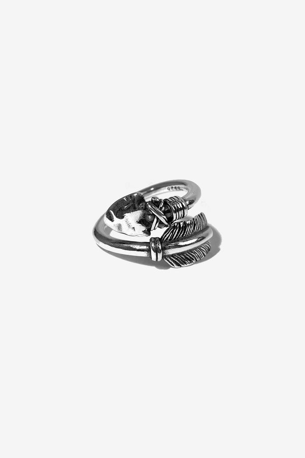 .925 Arrow Ring