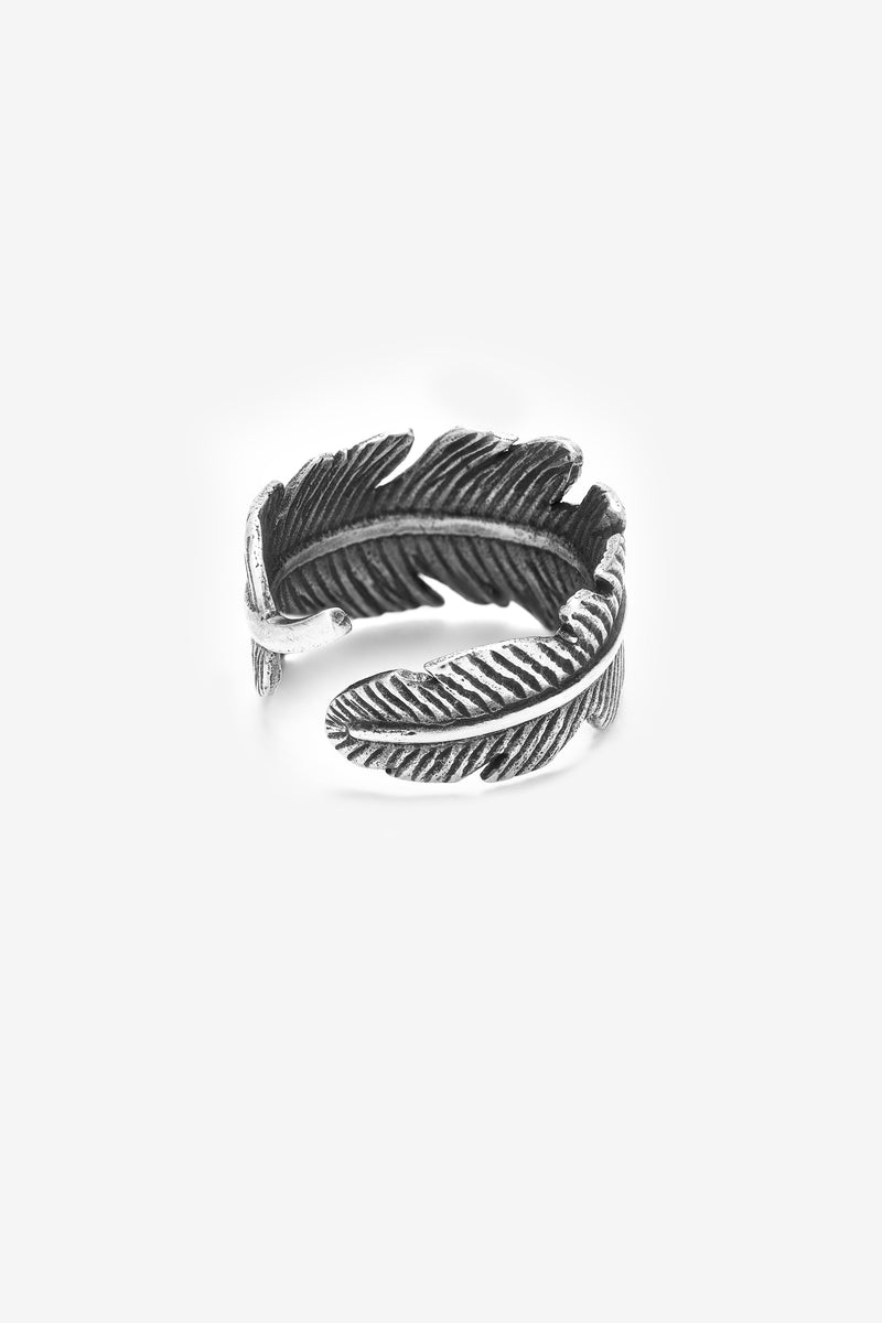 .925 Feather Ring