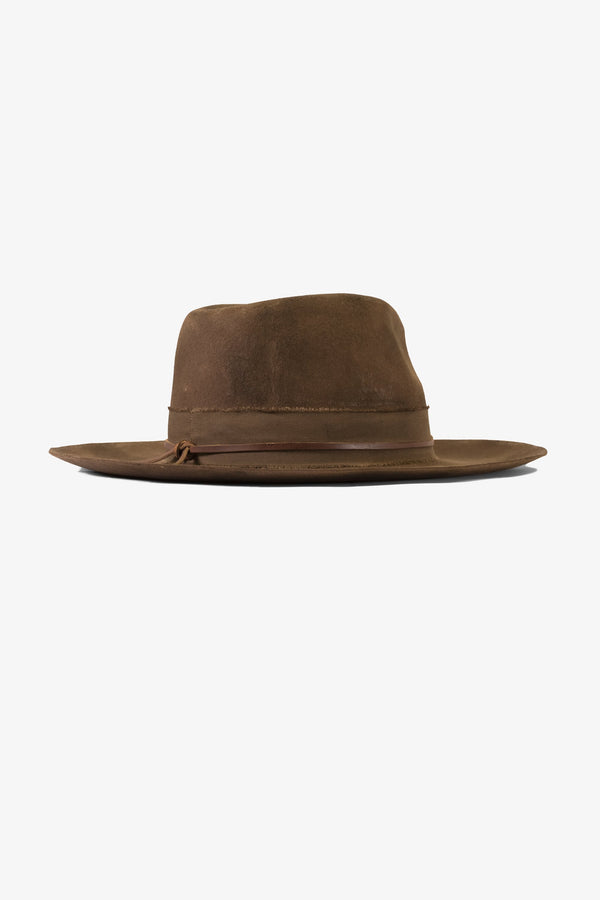 The Nomad Fedora | Cigar Relic
