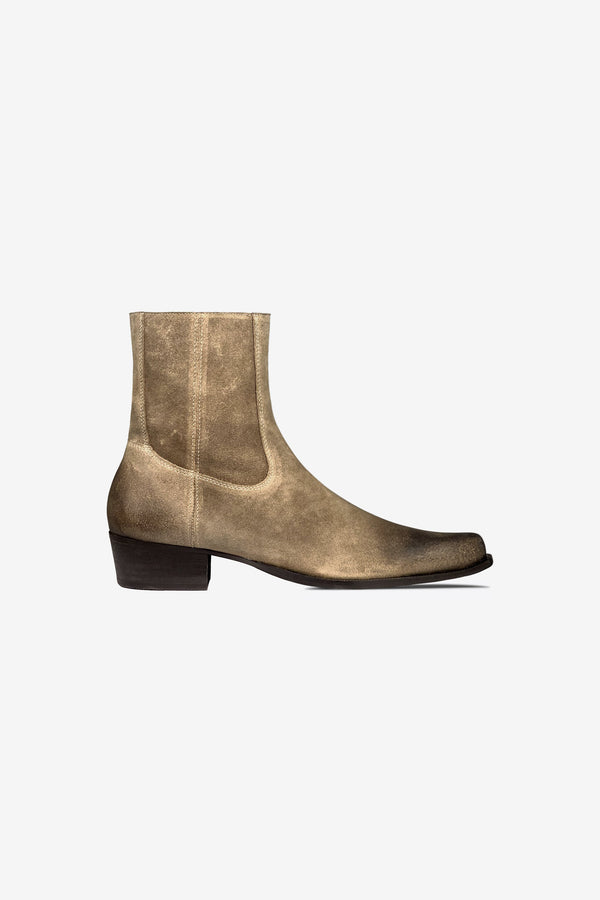 Western Boot | Tobacco Relic