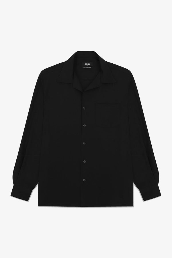 New Season: Cuban Shirt LS
