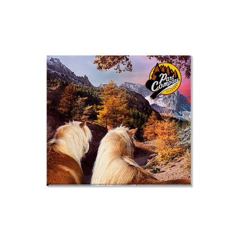 "PART COMPANY ""SEASONS"" (CD)"