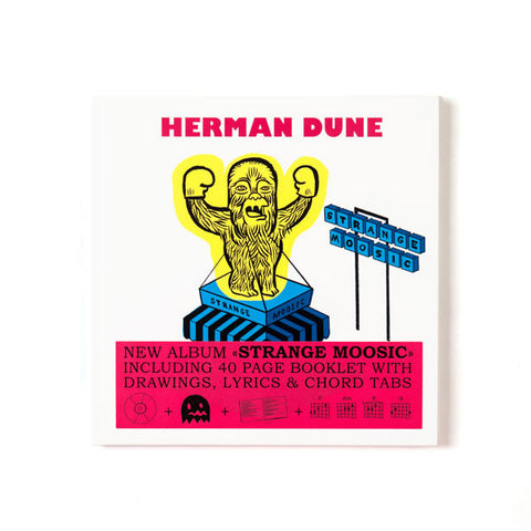 "HERMAN DUNE ""STRANGE MOOSIC"" (CD)"