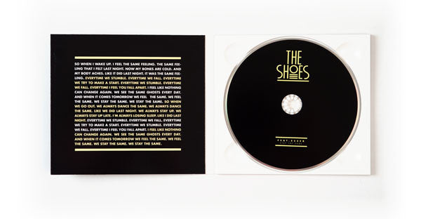 "THE SHOES ""STAY THE SAME"" EP (CD)"