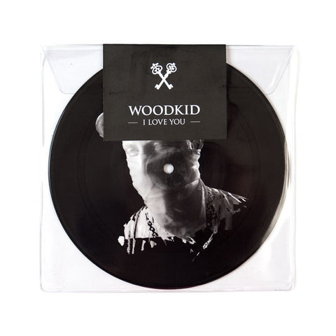 "WOODKID ""I LOVE YOU"" EP (7"" PICTURE DISC)"