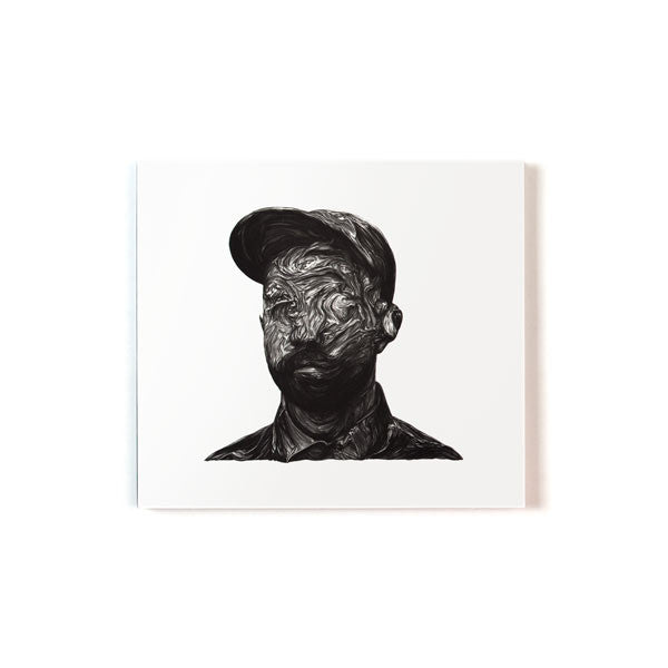 "WOODKID ""IRON"" EP (CD)"