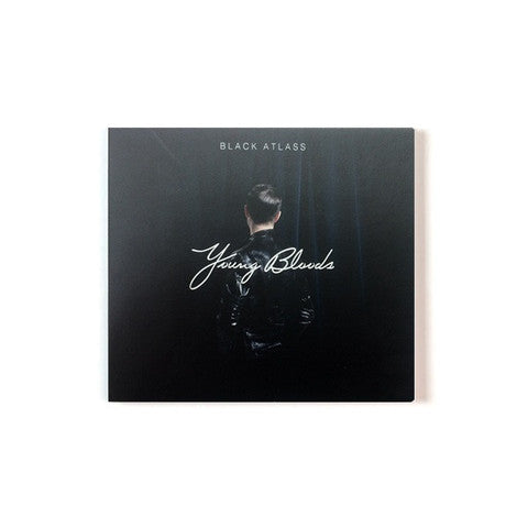 "BLACK ATLASS ""YOUNG BLOODS"" ep (CD)"