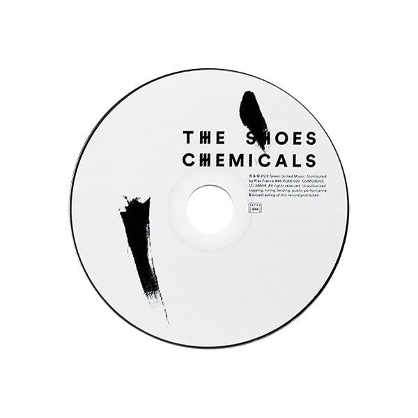 "THE SHOES ""CHEMICALS"" (CD)"