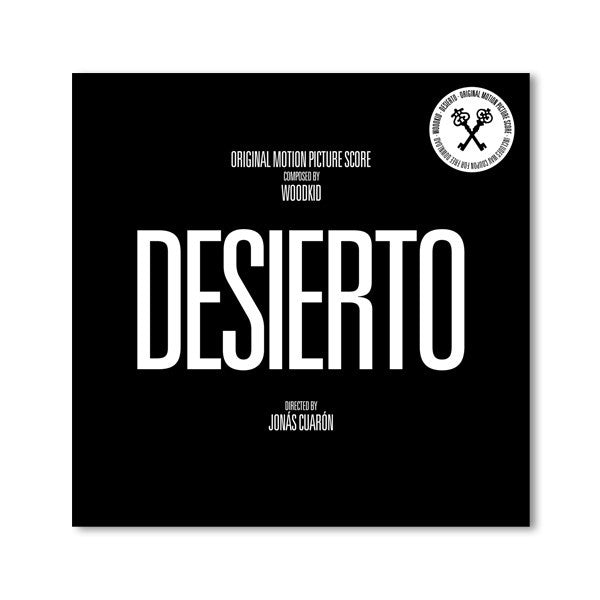 "WOODKID ""DESIERTO OST"" (2*12""/DOUBLE 33T)"