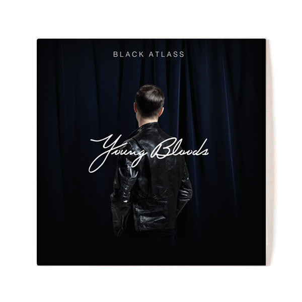 "BLACK ATLASS ""YOUNG BLOODS"" EP (12""/33T)"
