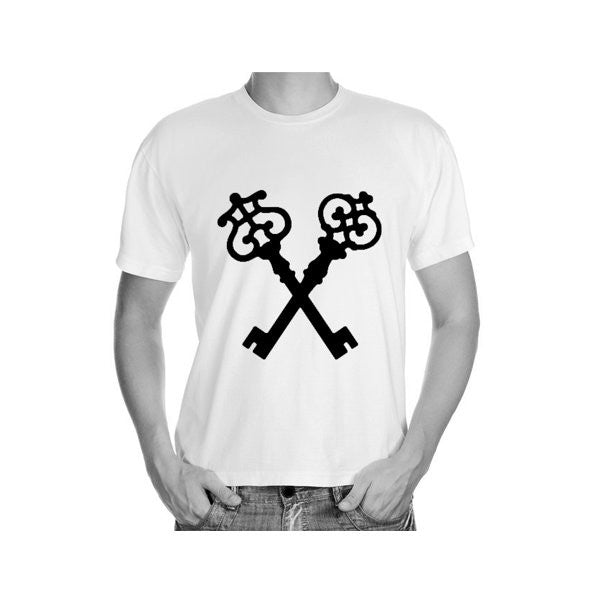 "WOODKID ""KEY LOGO"" TEES"