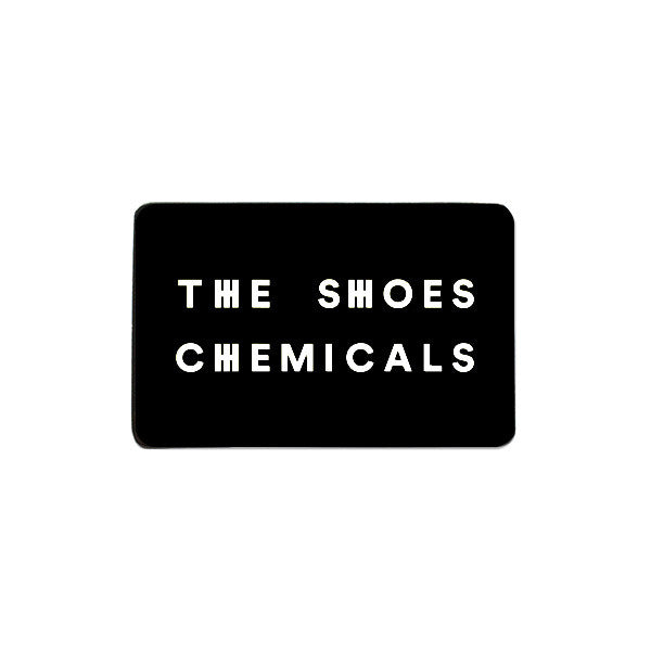 "THE SHOES ""CHEMICALS"" (12""/33T)"