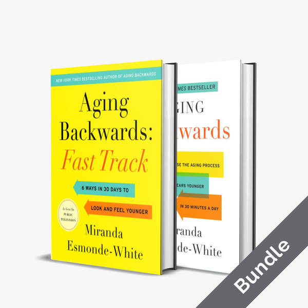Aging Backwards Book Bundle