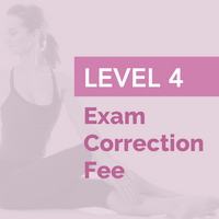LEVEL 4 - Exam Correction Fee