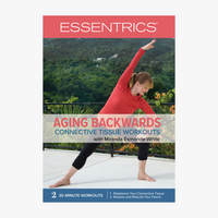 Essentrics Aging Backwards Connective Tissue Workouts DVD