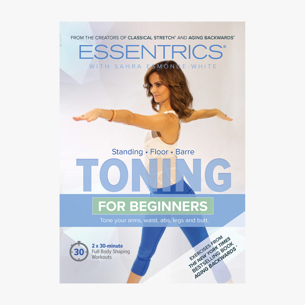 Toning for Beginners DVD