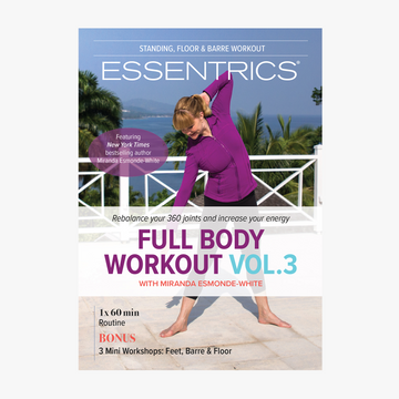 Essentrics Full Body Workout Vol. 3 DVD