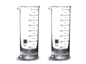 Beaker Highball Glasses