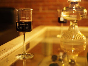 Laboratory Beaker Wine Glass : UK & Europe