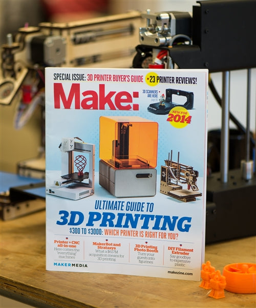Ultimate Guide to 3D Printing