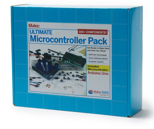 Ultimate Arduino Microcontroller Pack