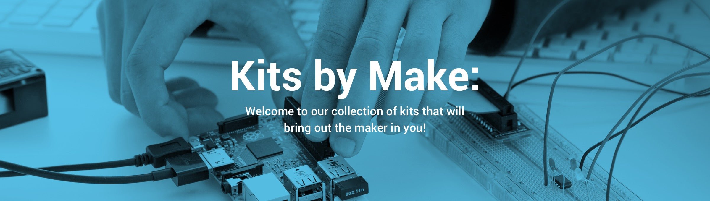 Arduino, RaspberryPi, and Soldering Kits