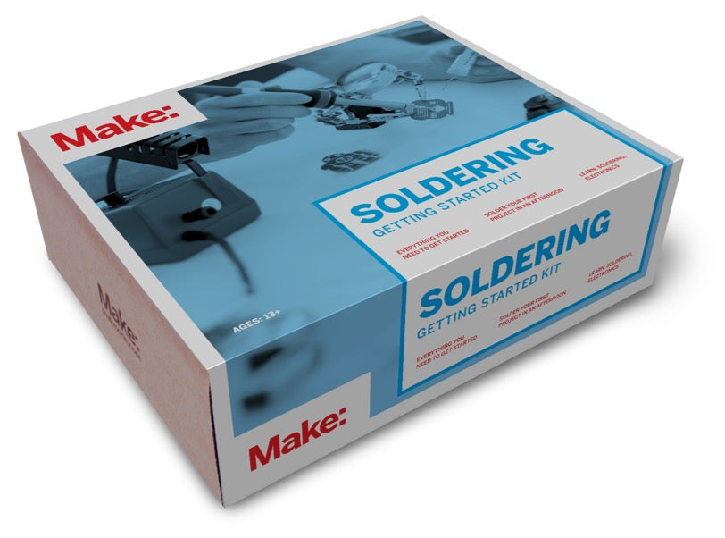Getting Started with Soldering Kit
